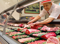 Morrisons Meat Counter Nualight