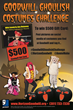 Horizon Goodwill Partners with The Walking Dead Actress Ann Mahoney for the Goodwill Ghoulish Challenge