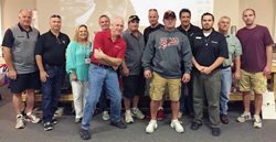 Customers From Minnesota Visit Sioux Chief