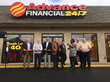 Kingsport Chamber of Commerce Cut the Ribbon on the Area's Newest Financial Services Center