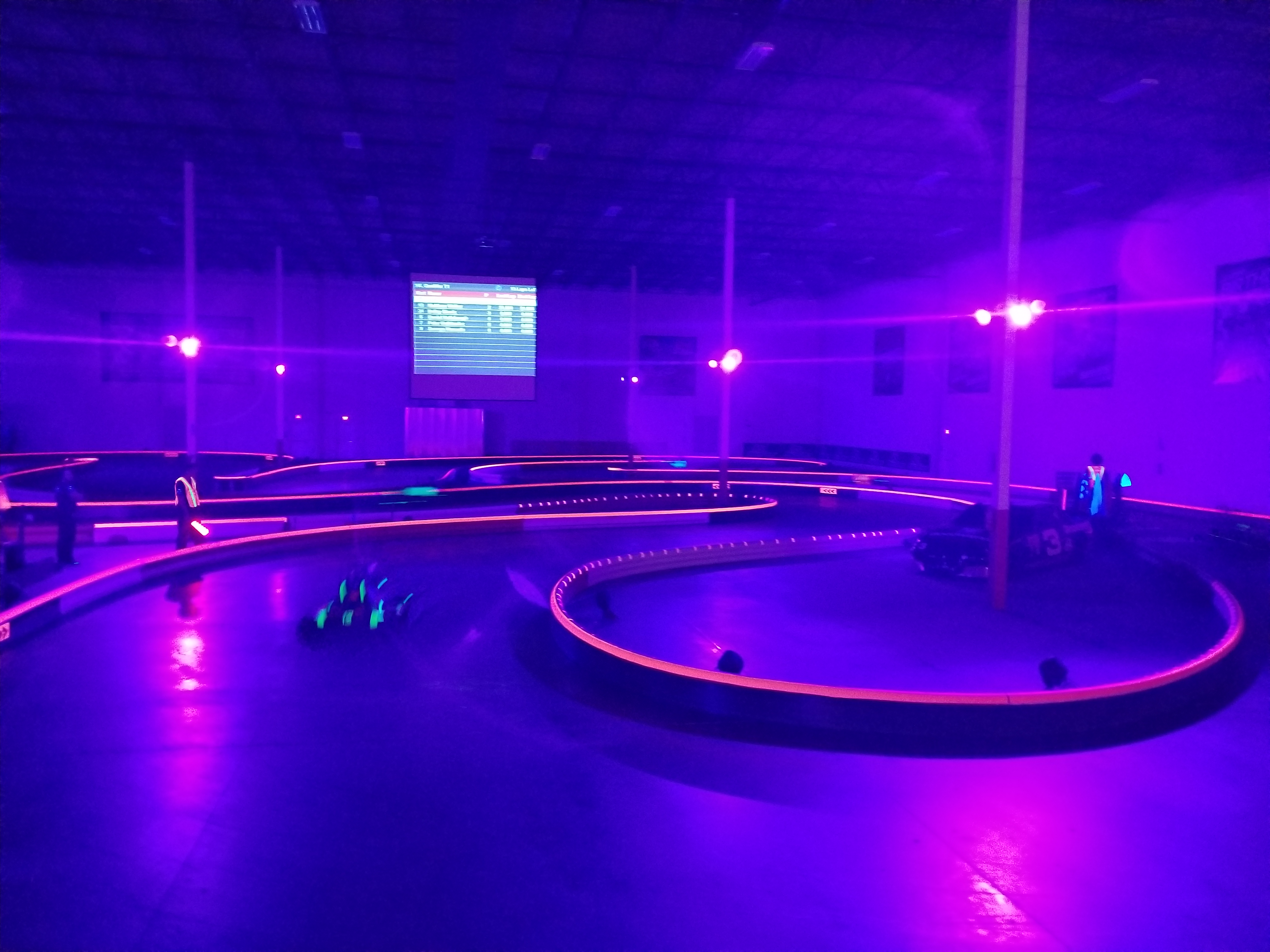 glow karting u2122 now available at k1 speed orlando