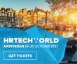 HR Tech World Unveils Full Agenda for Amsterdam Show Next Month