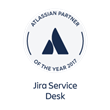 Isos Technology Wins Atlassian Partner of the Year 2017: Jira Service Desk