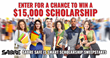 Winner of SABRE® Safe Is Smart Scholarship Sweepstakes Announced