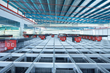 The Autostore system, from Swisslog, is helping Yusen Logistics optimize storage space in its Tuas, Singapore warehouse.
