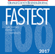 Century Business Solutions Named 23rd Fastest-Growing Midsize Company in Orange County