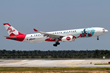 Photo of recently finished AirAsia aircraft from IAC's Singapore facility Photo ©: Dzul Jaafr – Jet Photos