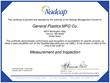 General Plastics Manufacturing Company Awarded Nadcap Accreditation