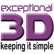 http://www.exceptional3d.com/