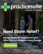 PracticeSuite Announces Medical Practice Storm Relief and Assistance Program