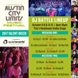 Quiet Events® To Debut Silent Disco At Austin City Limits Music Festival