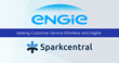 ENGIE Electrabel Partners with Sparkcentral to Support its Energy Customers via Digital Messaging