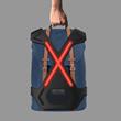 WAYV on a backpack