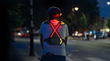 WAYV –  world's first wearable indicator system for cyclists