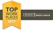 Access Intelligence Selected for Fourth Consecutive Year as a Top Place to Work