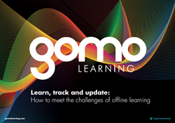 gomo's new offline learning ebook looks at the challenges of providing full offline training programs
