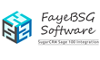 SugarCRM Elite Partner Faye Business Systems Group Releases Sugar Sage Integration 3.0 at SugarCon