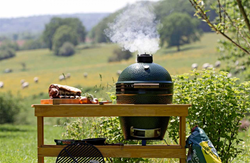 Big Green Egg Barbecue System