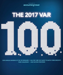 Accounting Today's 2017 VAR 100