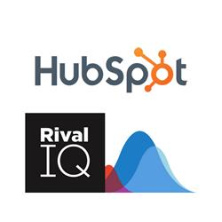 Rival IQ Social Analytics Integration for HubSpot