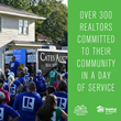 300 REALTORS® Revitalize Urban Kansas City Neighborhood
