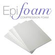 Epifoam Premium Coated and Uncoated Compression Foam for Liposuction Recovery