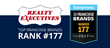 Realty Executives named a top franchise brand by Entrepreneur magazine