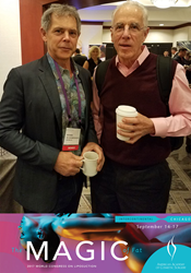 Dr. Buckley and Dr. Klein at 2017 World Congress on Liposuction