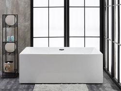 New freestanding tubs from Finesse