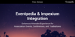 Eventpedia and Impexium Integration Enhances Attendee Experience for Association Events, Conferences, and Tradeshows