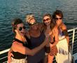 Guests Enjoying A Fury Key West Sunset Cruise
