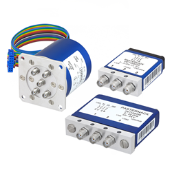 Low Insertion Loss Repeatability Electromechanical Switches
