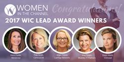 WIC LEAD Award Winners