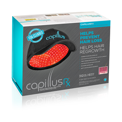 Capillus, LLC To Unveil Its Newest Innovation In Hair Restoration Laser Technology, The CapillusRX™