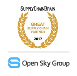 Open Sky Group named to Top 100 Great Supply Chain Partners