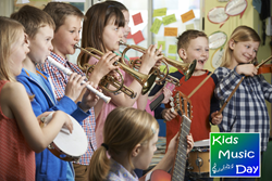 2nd Annual Kids Music Day is being held nationwide on Friday October 6th