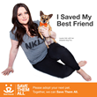 Lauren Ash, Star of 'Superstore,' Encourages Adoption of Senior Dogs