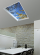 Sky Factory Unveils SkyView™, the World's 1st 4K (UHD) Virtual Skylight with Feature-length Scenes