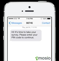 Mosio's mPIN Technology Verifies Patients