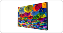Christie launches the FHD553-XU LCD video wall panel