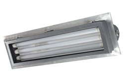 C1D2 Explosion Proof UV Fluorescent Fixture