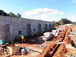 Makin' paper (soon): Over 2,000 m3 (2,620 cubic yards) of concrete were treated with PENETRON ADMIX to secure the concrete structure from the hydrostatic pressure evident at the construction site.