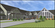 Early rendering of the Village of St. Edward's new senior living facility in Wadsworth, OH.