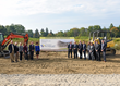 Signet, The Village of St. Edward and other project partners gathered in Wadsworth, Ohio to break ground on a new senior living community.