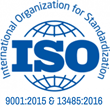 Interstate Specialty Products Awarded ISO 9001:2015 and ISO 13485:2016 Certification