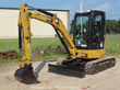2014 Caterpillar 303.5E CR Mini Excavator