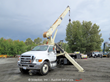 2015 Ford F750 S/A 18-Ton Boom Truck