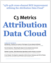 C3 Metrics Attribution Data Cloud