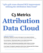 C3 Metrics Launches Industry First Attribution Data Cloud, Uniting User-Level Viewability, Cross-Device Matching, Fraud Removal Across Both Digital and Offline Media