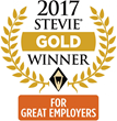 Endurance Honored as Gold Stevie Award Winner in 2017 Stevie Awards for Great Employers